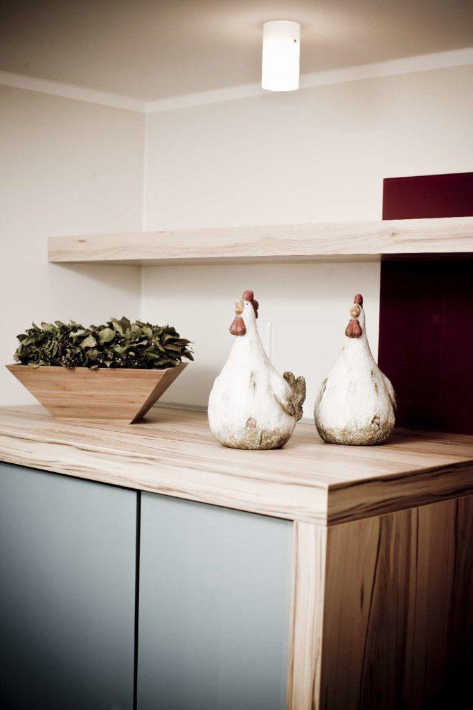 Regalboden Küche