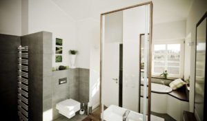 Speckemeyer wohnverwoehner Badezimmer freistehender Spiegel