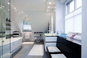 Wohnbadzimmer