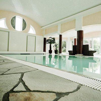 Pool Architektur Badezimmer