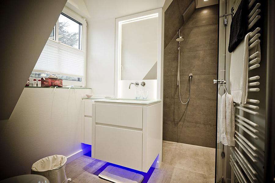 Dachgeschoss Badezimmer