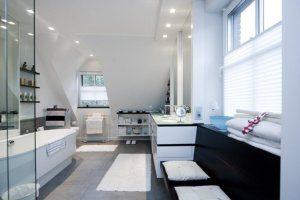 Wohnbadezimmer