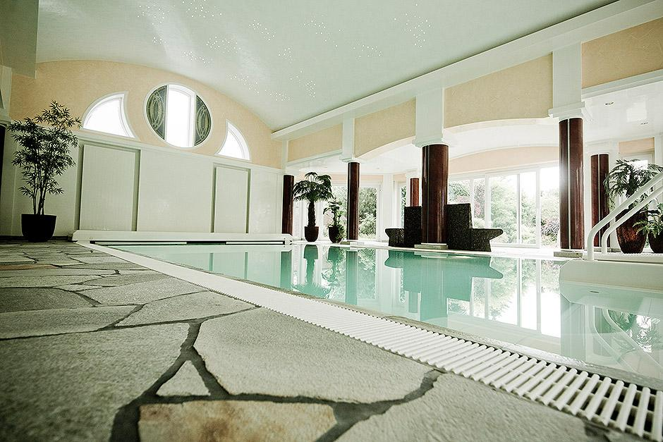 Pool Architektur Badezimmer